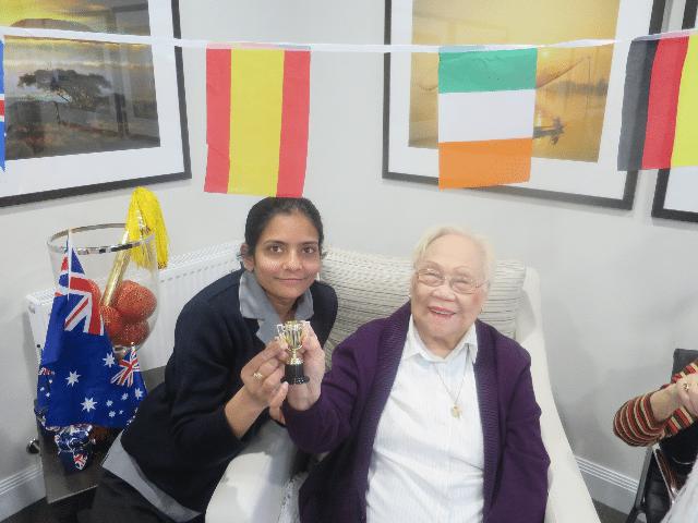 Arcare Aged Care Keysborough Olympics 1