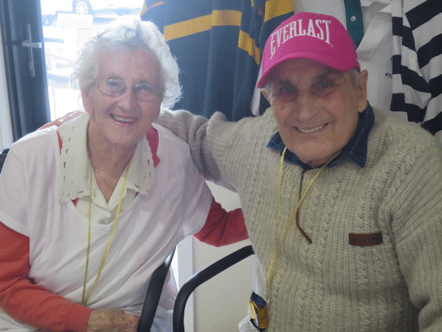 Arcare Aged Care Point Lonsdale Bellarine Peninsula Olympics