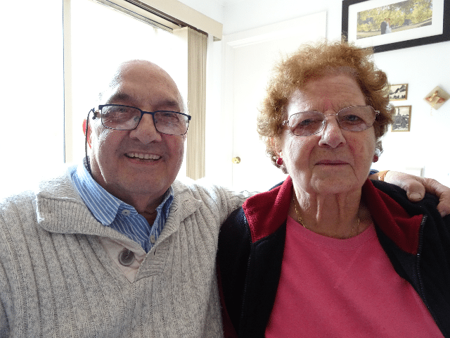 Arcare Aged Care Home Care Antoinette And John