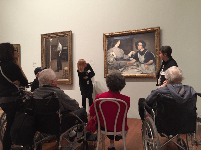 arcare aged care sydenham national gallery victoria