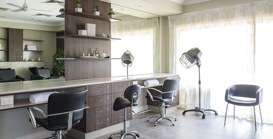 Arcare Aged Care Eight Mile Plains Hair Salon