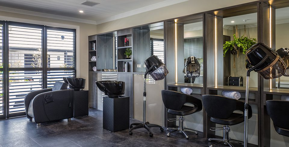 Arcare Aged Care Parkinson Hair Salon