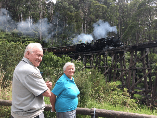 Arcare Aged Care Knox Puffing Billy