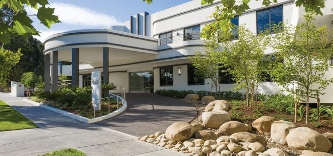 Arcare Aged Care Parkview Malvern East Exterior Listing Page