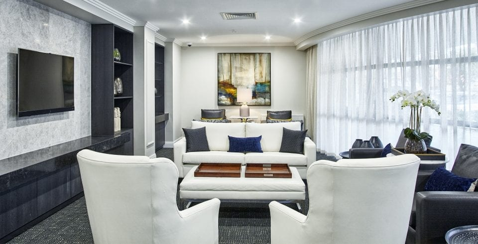 Arcare Aged Care Nirvana Avenue Malvern East Lounge Room 1