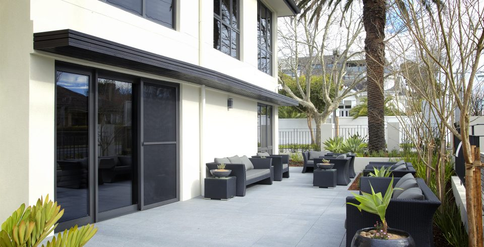 Arcare Aged Care Nirvana Avenue Malvern East Outdoor Seating