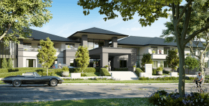 Arcare Aged Care Oatlands Render