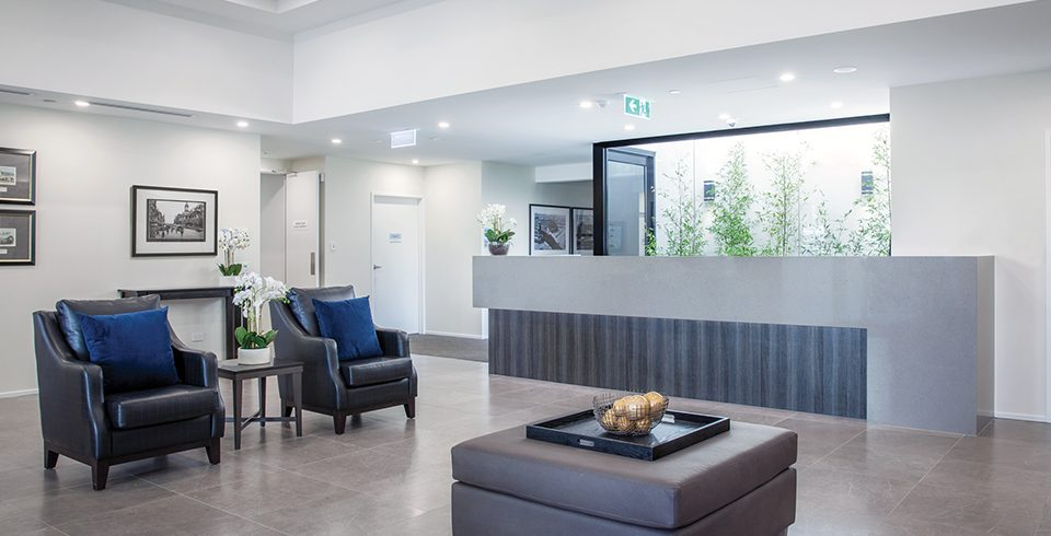 Arcare Aged Care Reservoir Foyer