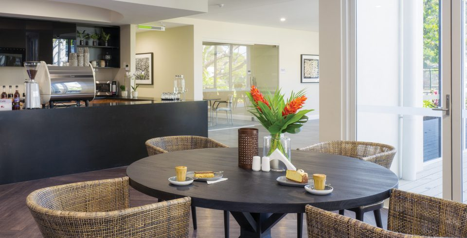Arcare Aged Care Taigum Cafe