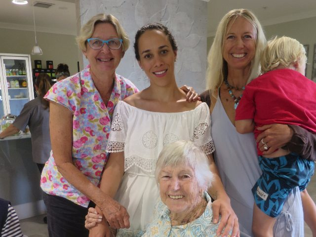 Arcare_Aged_Care_Peregian_Springs_Celebrating_Audrey