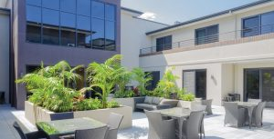 Arcare Aged Care Glenhaven Courtyard