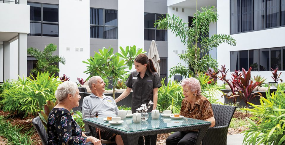 Our Melbourne aged care residences offer: