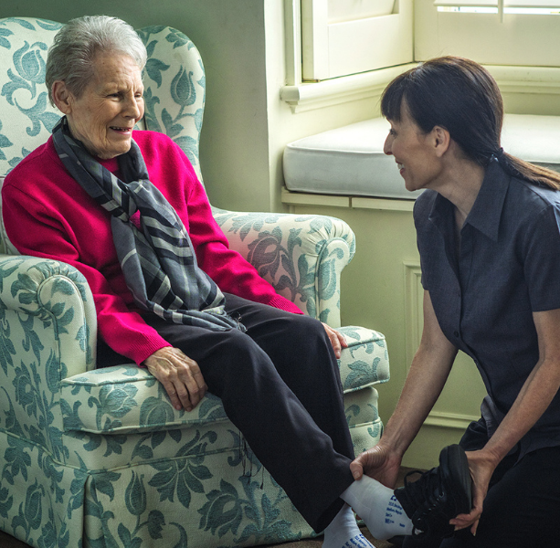 Privately funded home care services