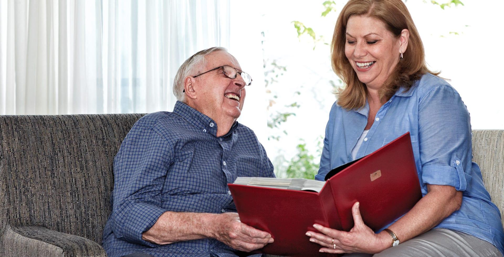 Sensitive (Dementia) Care