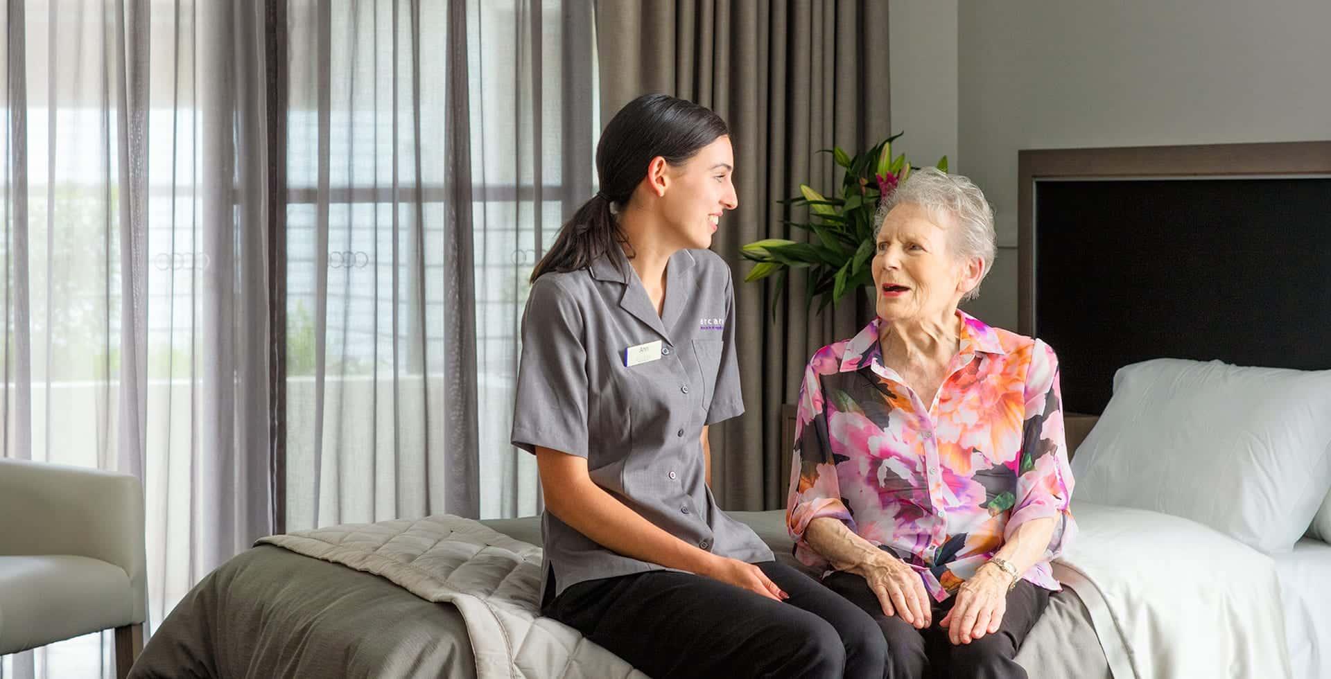 Palliative care commitment