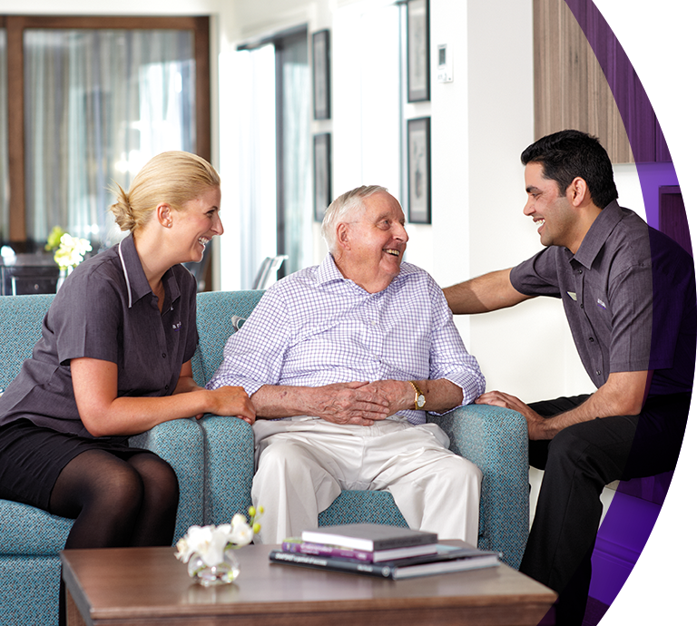 Step one: aged care eligibility