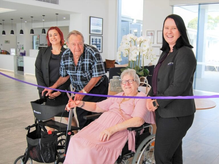 Welcome to Arcare's newest aged care residence in QLD, Arcare Logan Reserve