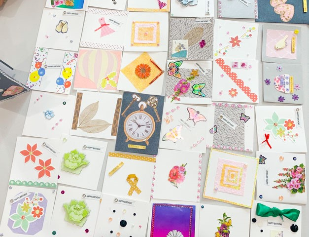 Birthday cards to remember
