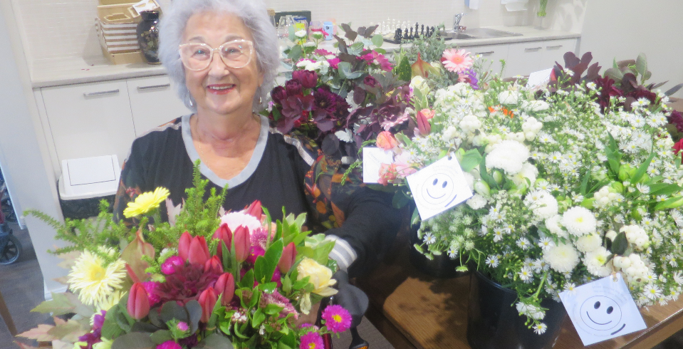 Arcare Aged Care Caulfield Flowers