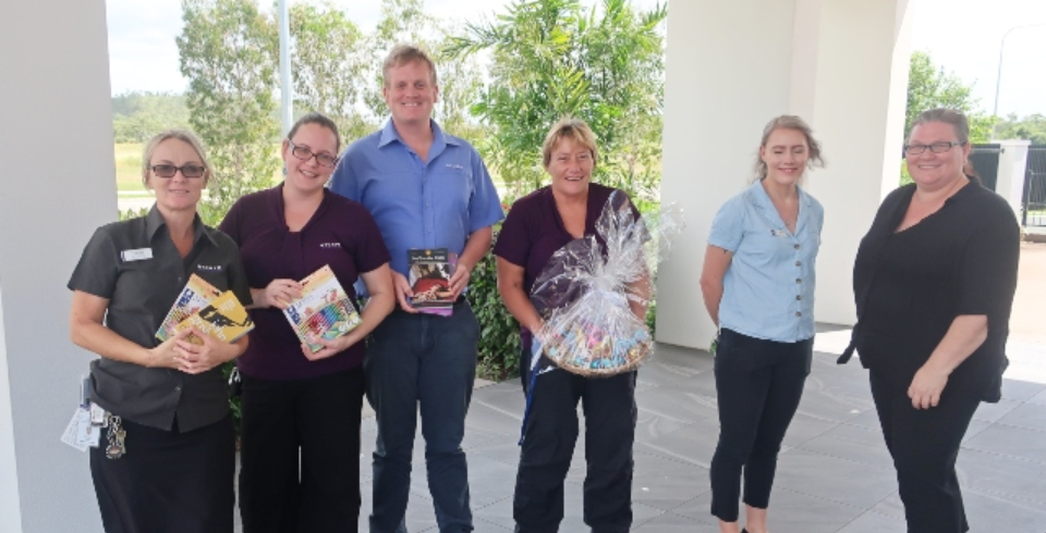 Arcare Aged Care North Shore Big W Gifts