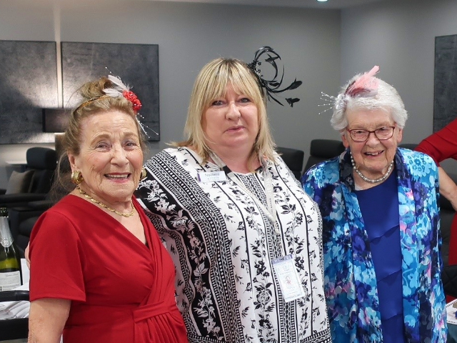 Arcare Aged Care Templestowe Oaks Day 2019 7