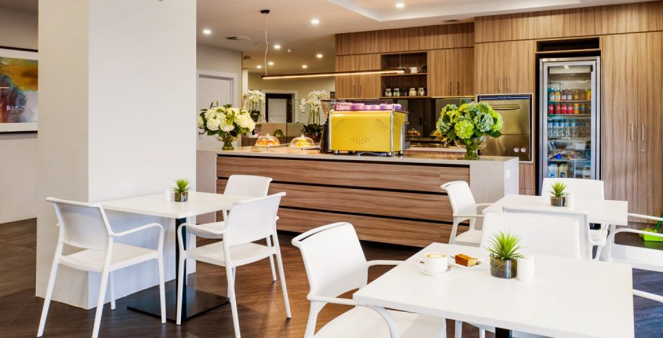 Arcare Aged Care Epping Cafe