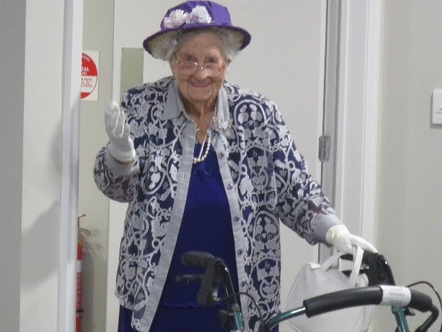 Arcare Aged Care Epping Celebrating The Queen 2
