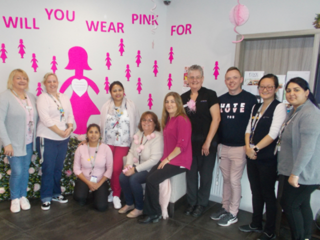 Arcare Aged Care Epping PinkWeek