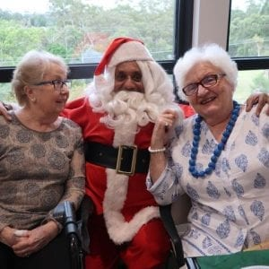 Arcare Aged Care Glenhaven Christmas
