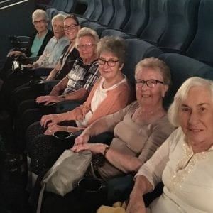 Arcare Aged Care Glenhaven Cinema