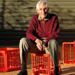 Arcare Aged Care Glenhaven Milk Crate