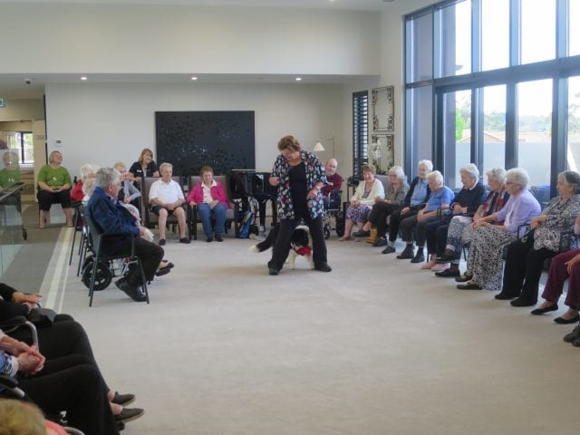 Arcare Aged Care Glenhaven Muffin