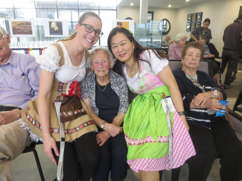 Arcare Aged Care Glenhaven Oktoberfest