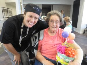 Arcare Aged Care Glenhaven Special Birthday