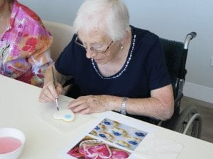 Arcare Aged Care Glenhaven Valentine's Day