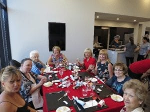 Arcare Aged Care Glenhaven Xmas Party Clients And Family