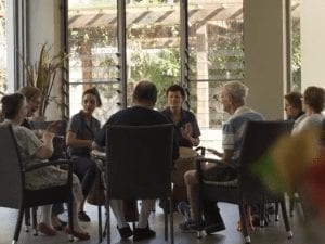 Arcare Aged Care Helensvale Drumming Circle