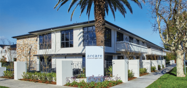 Arcare Aged Care Nirvana Avenue Malvern East 1296x608