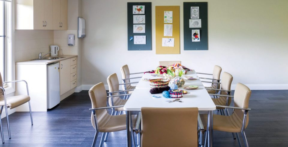 Arcare Aged Care North Lakes Activity Room