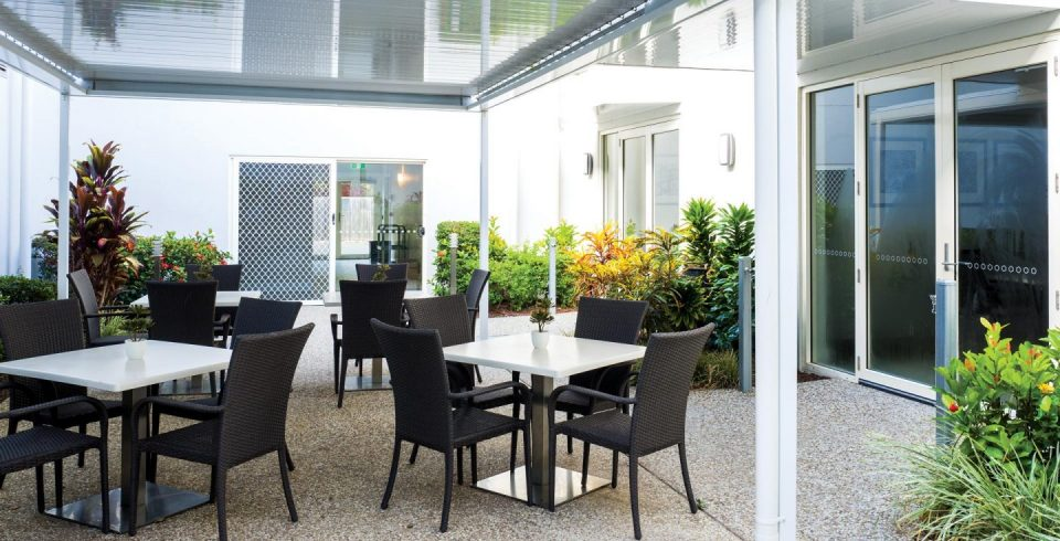Arcare Aged Care North Lakes Cafe Alfresco