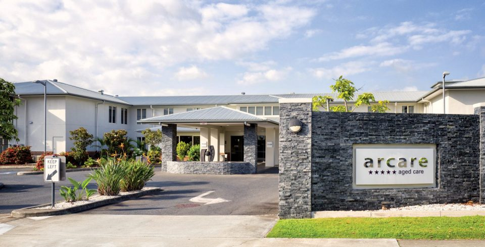 Arcare Aged Care North Lakes Exterior