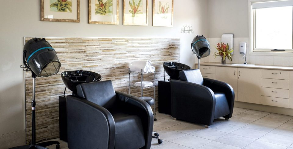 Arcare Aged Care North Lakes Hair Salon