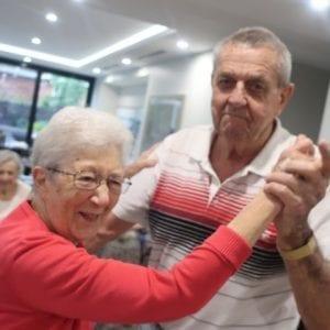 Arcare Aged Care Oatlands Ballroom