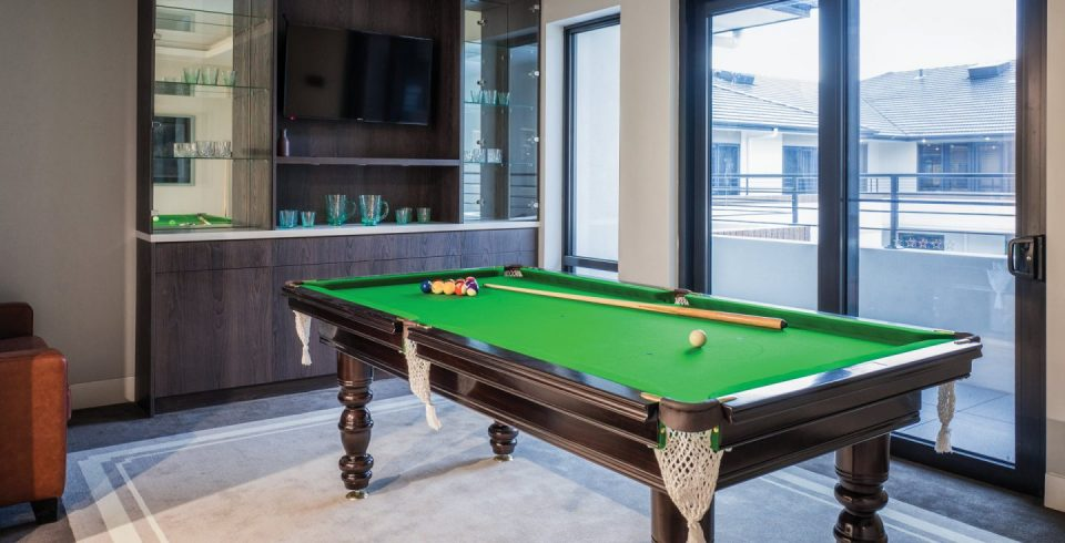 Arcare Aged Care Oatlands Billiards Room