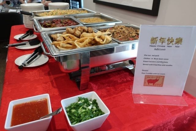 Arcare Aged Care Oatlands Chinese New Year