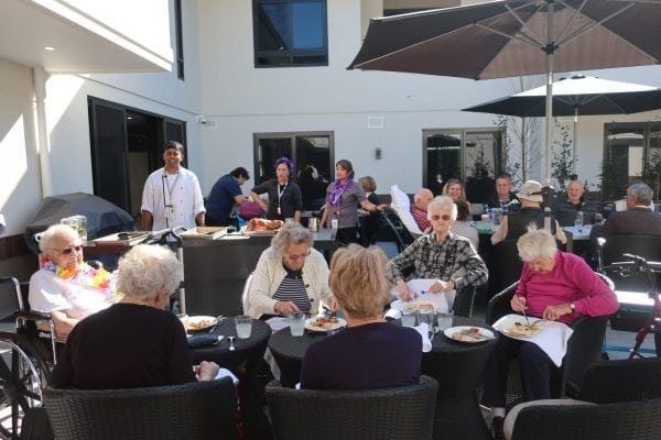 Arcare Aged Care Oatlands Christmas In July