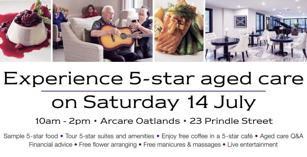Arcare Aged Care Oatlands Experience1
