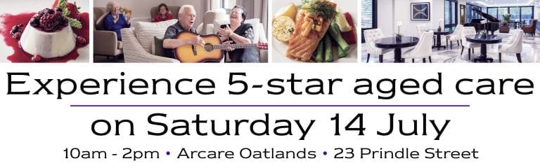 Arcare Oatlands 5-Star Aged Care Experience