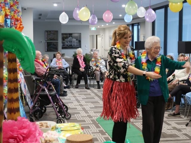 Arcare Aged Care Oatlands Hawaiian Day 1 (1)