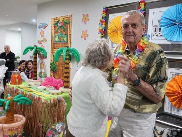 Arcare Aged Care Oatlands Hawaiian Day 3